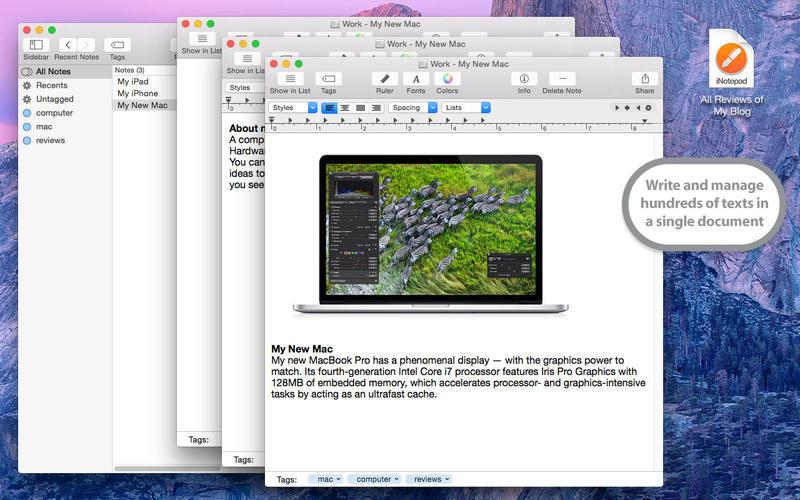 iNotepad Pro 4.7 优秀的笔记软件