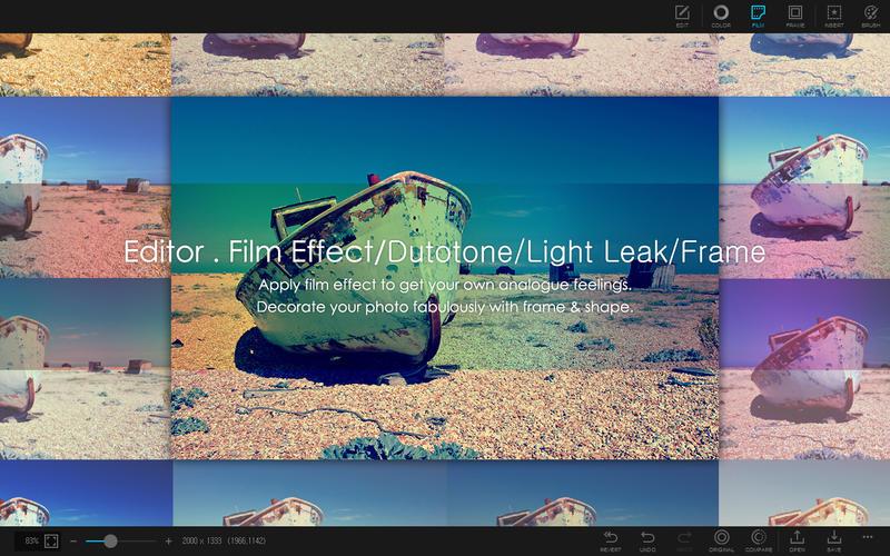 PhotoScape X Pro 3.0.3 强大易用的多功能照片编辑工具
