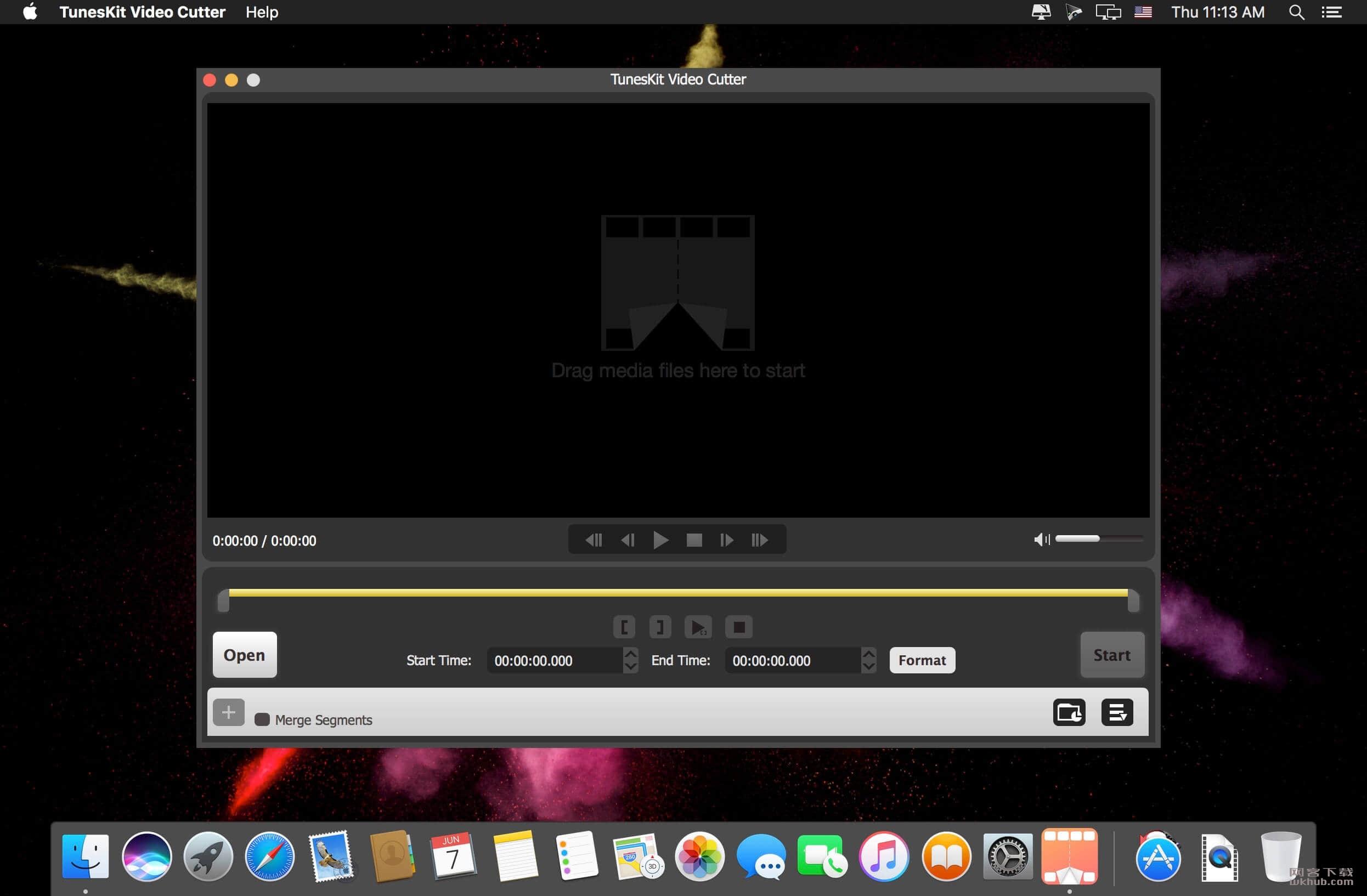 TunesKit Video Cutter 2.2.0.42 简单易用的视频切割软件