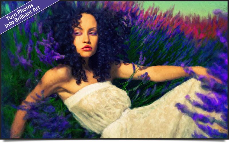 JixiPix Artista Impresso Pro 1.0.10 专业易用的油画滤镜软件