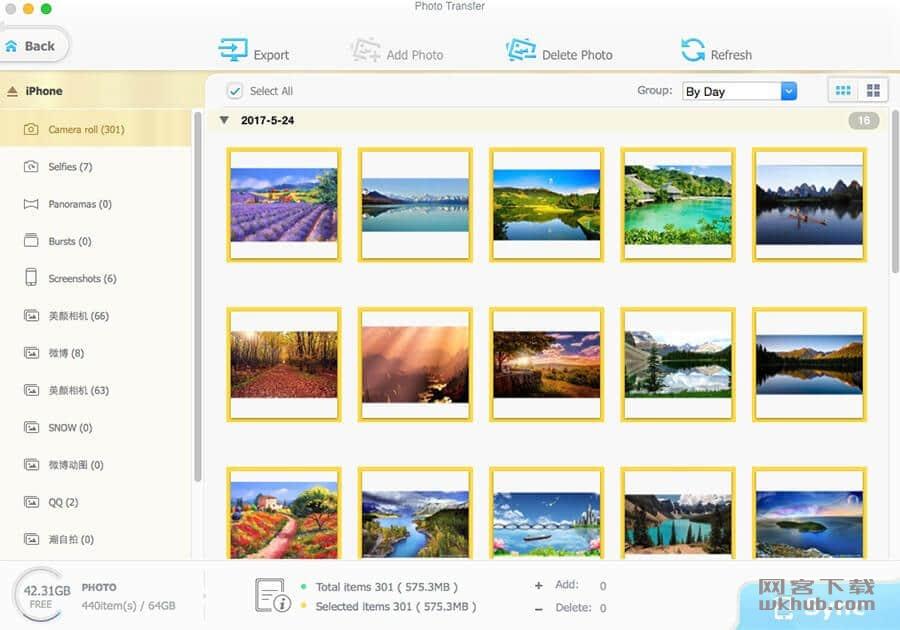 MediaTrans 6.2 优秀的iOS设备媒体内容管理应用