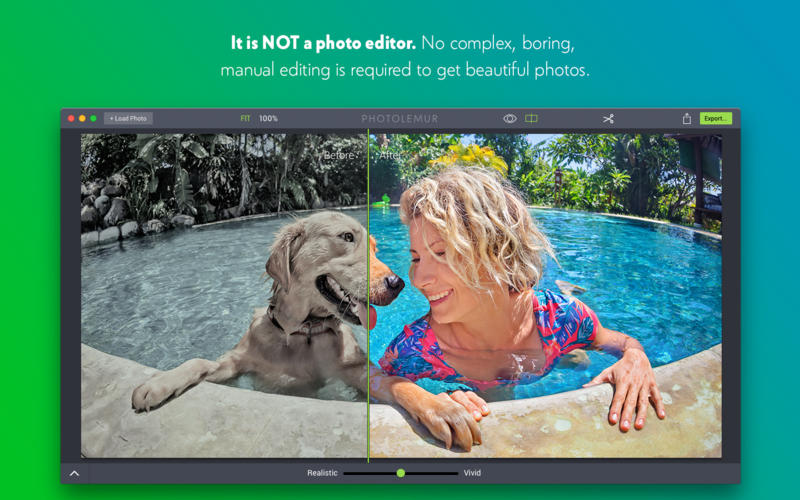 Photolemur 3 1.1.0 智能照片增强工具