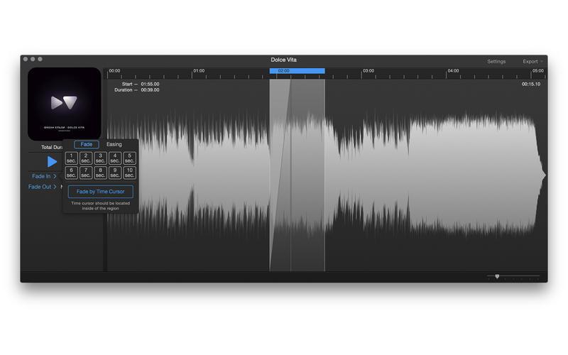 i39 1.6 简单快捷的铃声制作软件