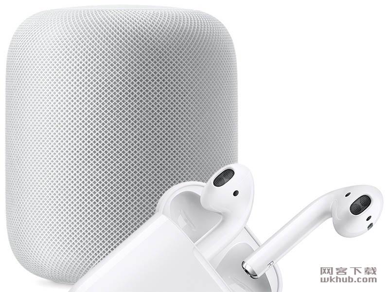 高配 AirPods 明年发布,还有全新 HomePod 和头戴式耳机