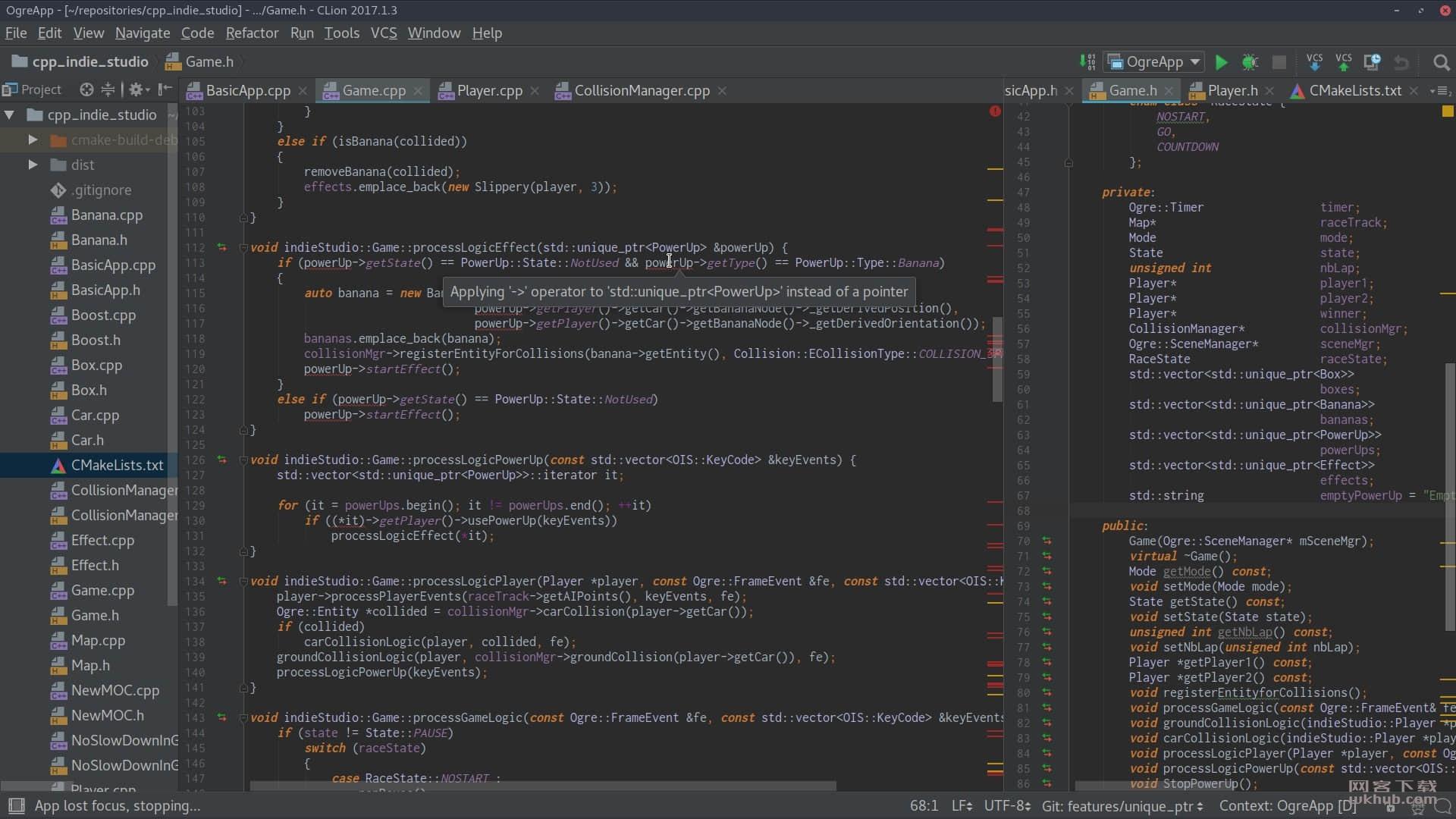 JetBrains CLion 2018.2.6 强大的C/C++开发工具