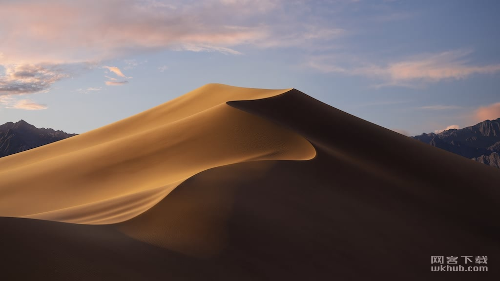 macOS Mojave 10.14.5 莫哈维正式版