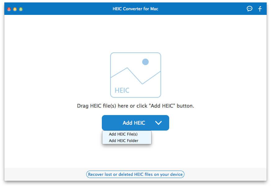 HEIC Converter 1.0.10 HEIC照片格式转换助手