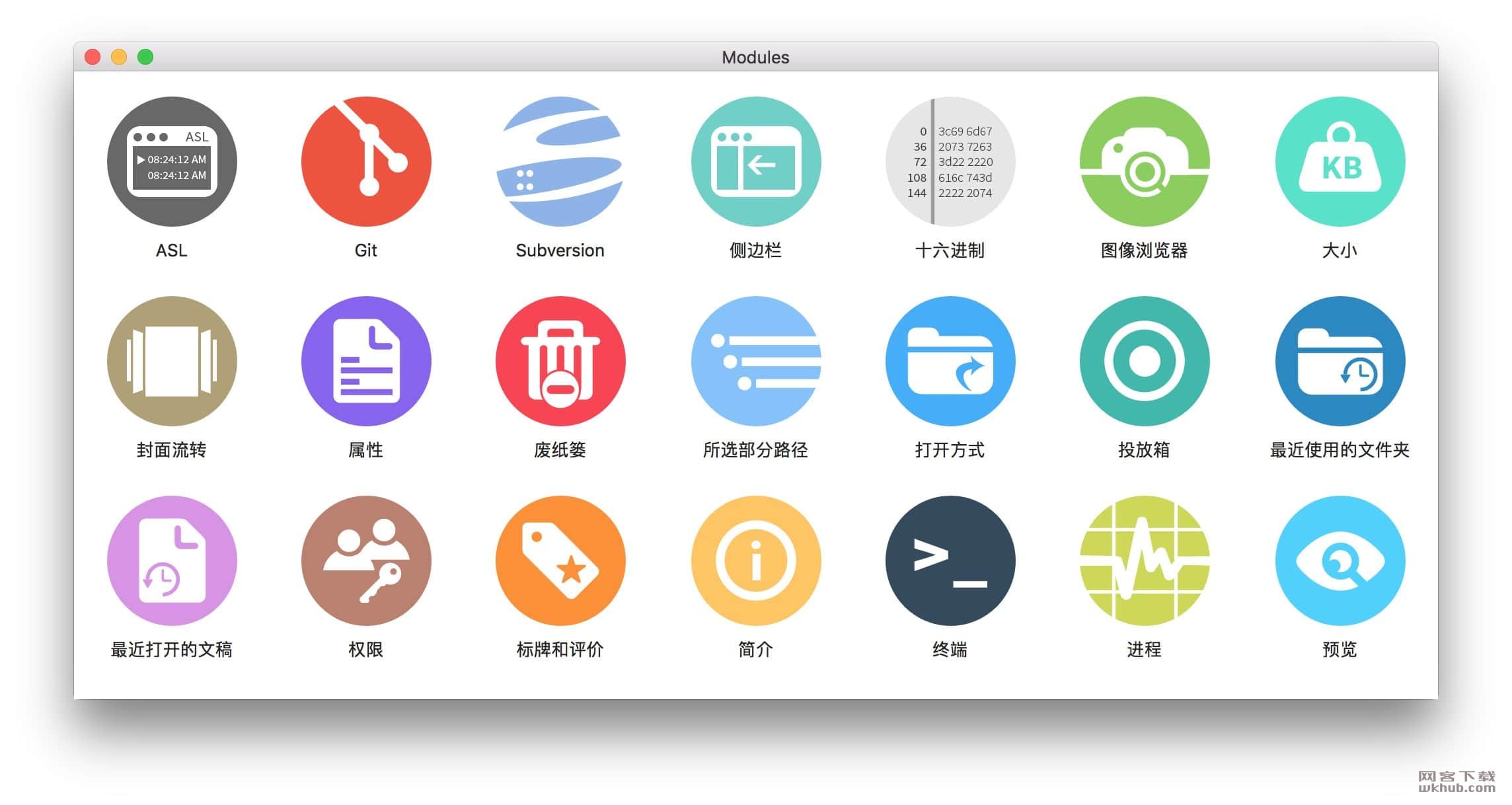 Path Finder 8.3.9 超赞Mac资源文件管理工具