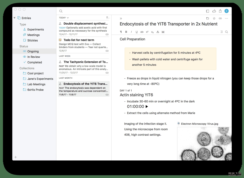 Findings 2.0.6 实验步骤、结果记录软件