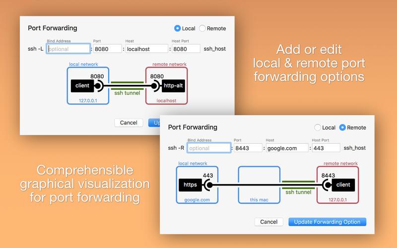 SSH Config Editor Pro 1.11.5 SSH配置编辑工具
