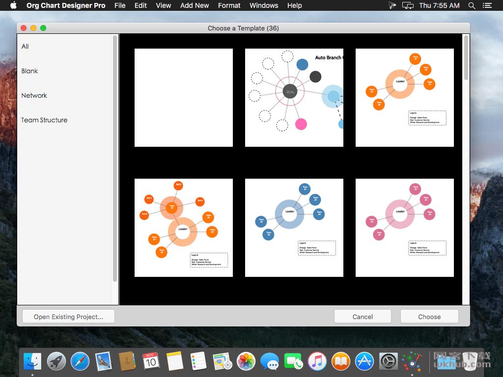 Org Chart Designer Pro 2.26 简单易用的思维导图应用