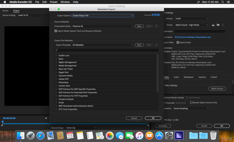 Adobe Media Encoder CC 2019 13.0.1 强大的媒体编码工具
