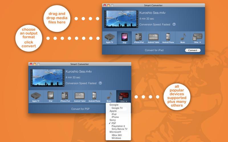 Smart Converter Pro 2.4.2 快速的视频格式转换软件