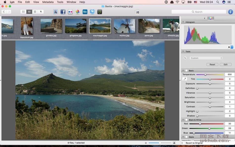 Lyn 1.11 轻量级快速媒体浏览器