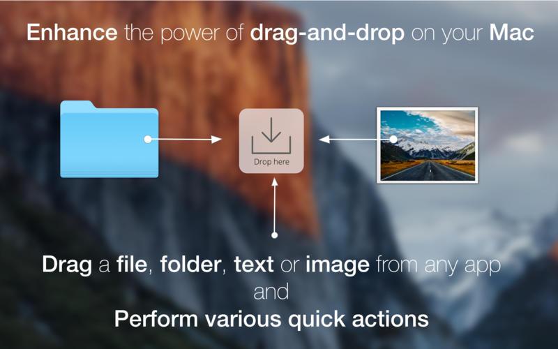 FilePane 1.10.6 实用的系统拖拽增强效率工具
