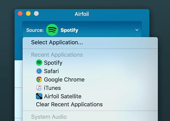 Airfoil 5.8.7 多平台音频同步播放神器