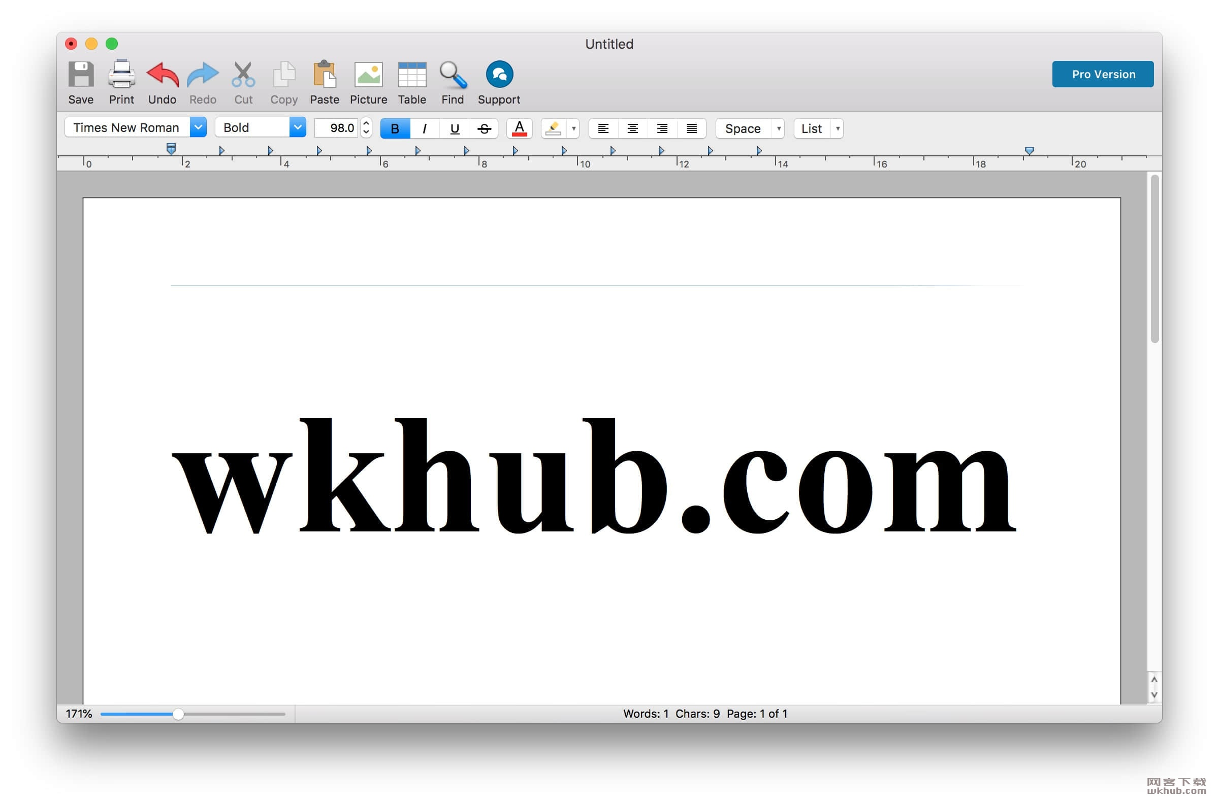 1Doc 1.1.2 强大易用的文本编辑工具