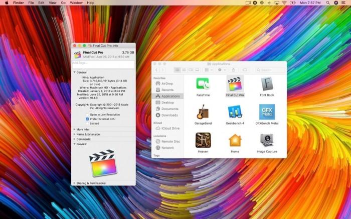 苹果发布 macOS 10.14 Mojave 第五个开发者测试版