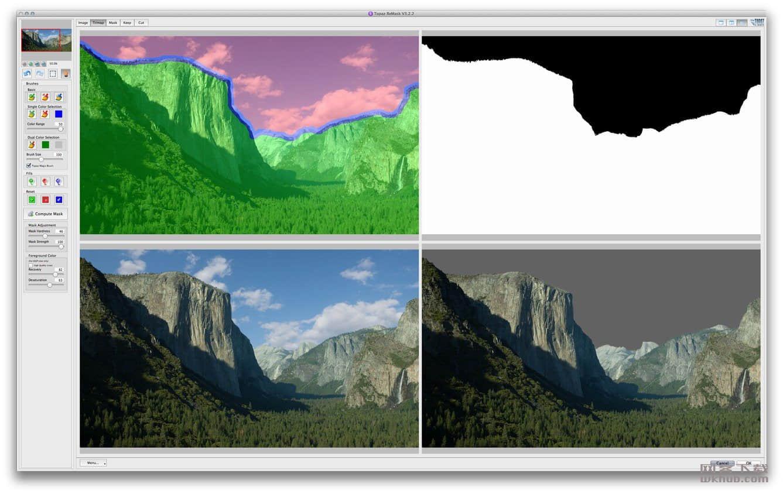 Topaz ReMask 5.0.3 优秀的Photoshop抠图插件