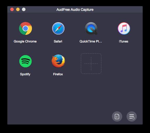 AudFree Audio Capture 2.2.0 优秀的音频捕获应用