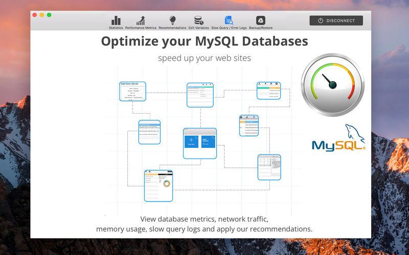 MySQL Optimizer 1.9.1 易用的数据库优化工具