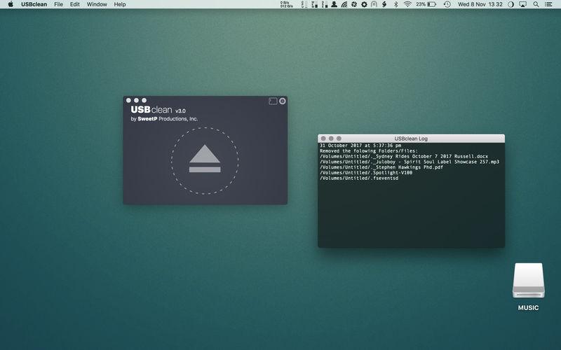 USBclean 3.3 易用的U盘清理工具