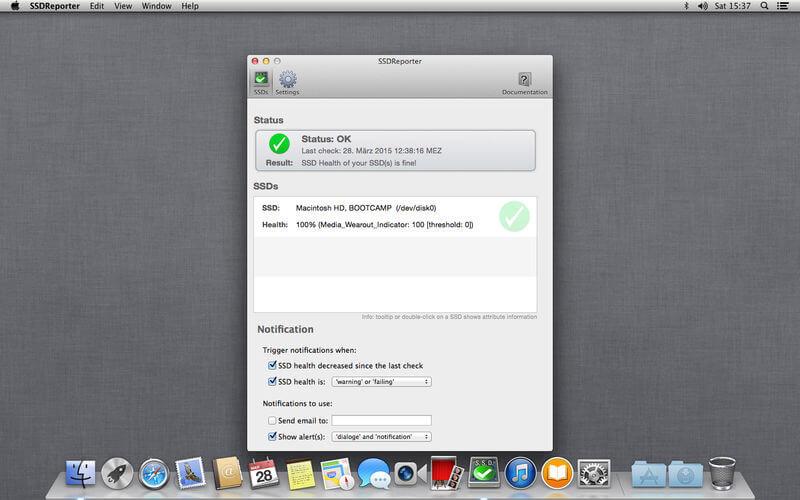 SSDReporter 1.5.4 固态硬盘检查工具