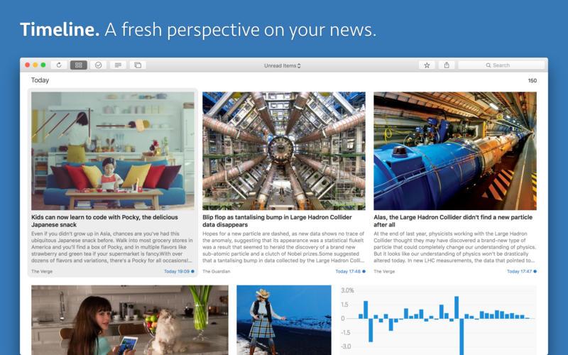 News Explorer 1.8.8 优秀的新闻订阅客户端