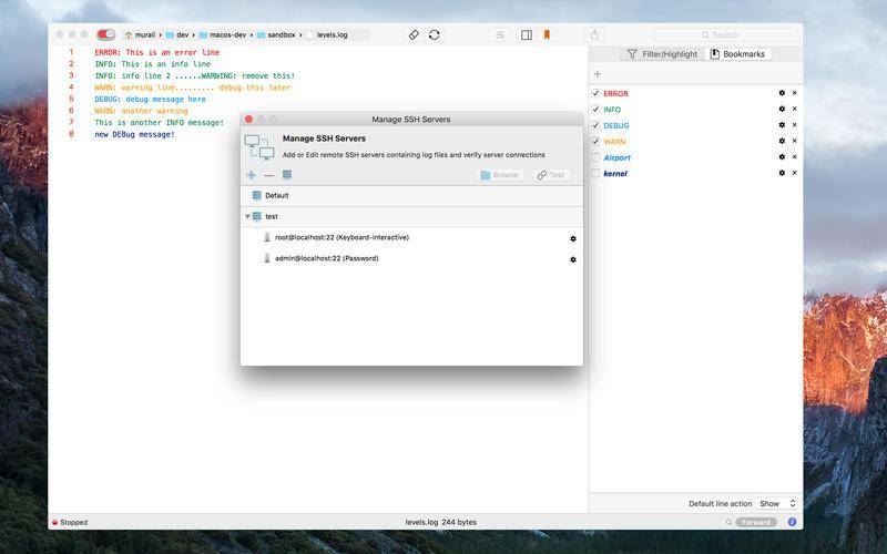 LogTail 3.5 强大的系统日志查看工具