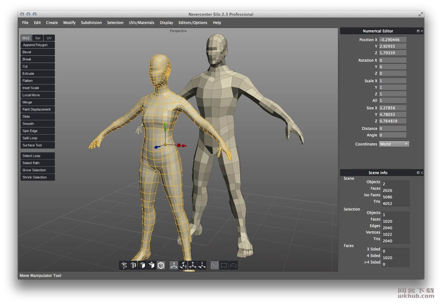Nevercenter Silo 2.5.6 优秀的三维建模软件