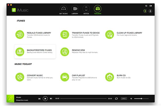 Aimersoft iMusic 2.0.7.1 多功能音乐管理工具