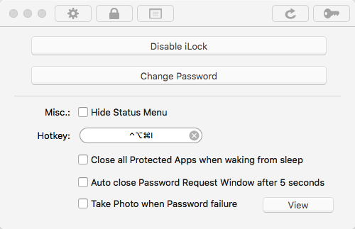 iLock 3.0.2 优秀的应用加锁保护工具