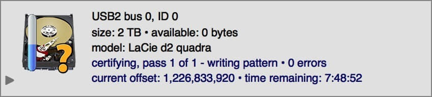 SoftRAID 5.7.5 磁盘阵列管理应用