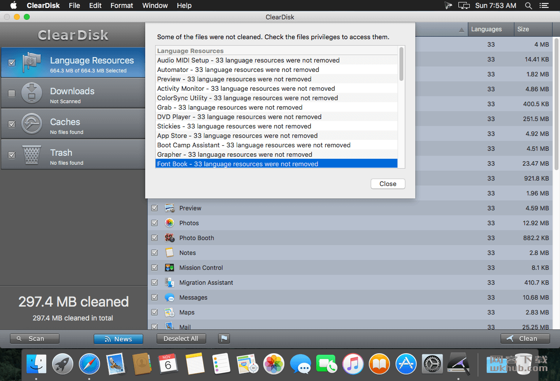ClearDisk 2.8 磁盘清理系统优化工具