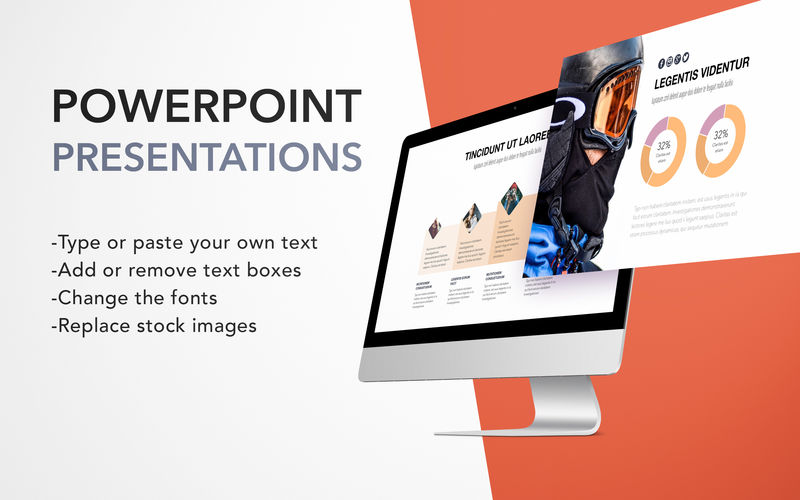 Themes for MS PowerPoint by GN 4.0.3 PowerPoint演示文稿模板