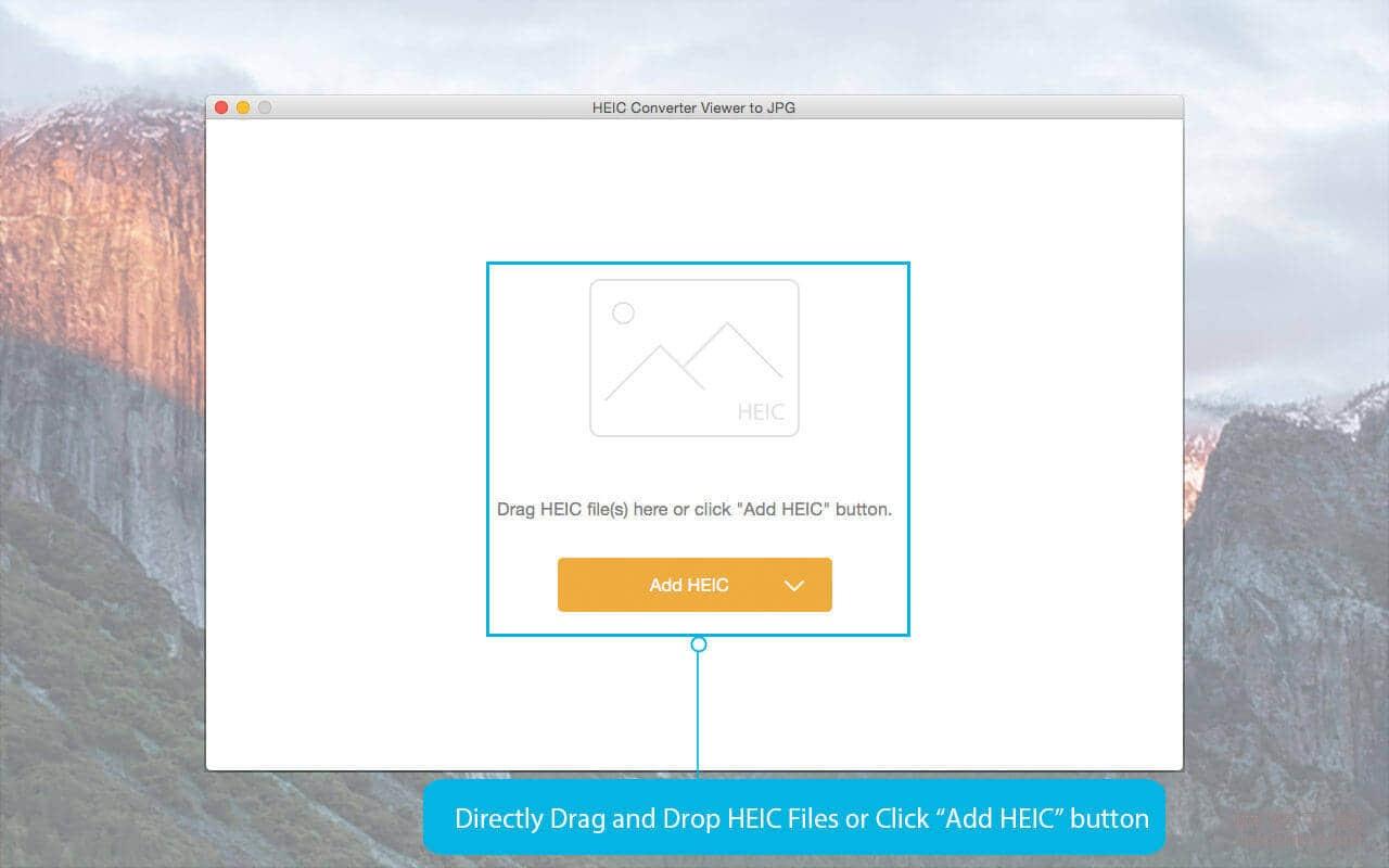 Any HEIC Converter 1.0.15 HEIC图片转换工具