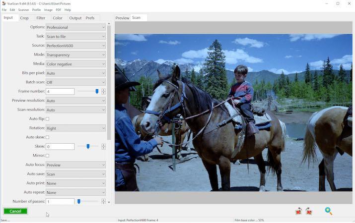 VueScan Pro 9.6.34 强大的万能扫描仪驱动程序