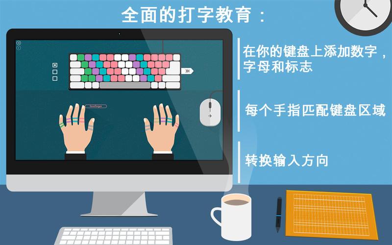 Master Of Typing 4.4.4 打字练习工具