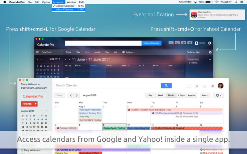 CalendarPro for Google 3.0.9 谷歌日历工具