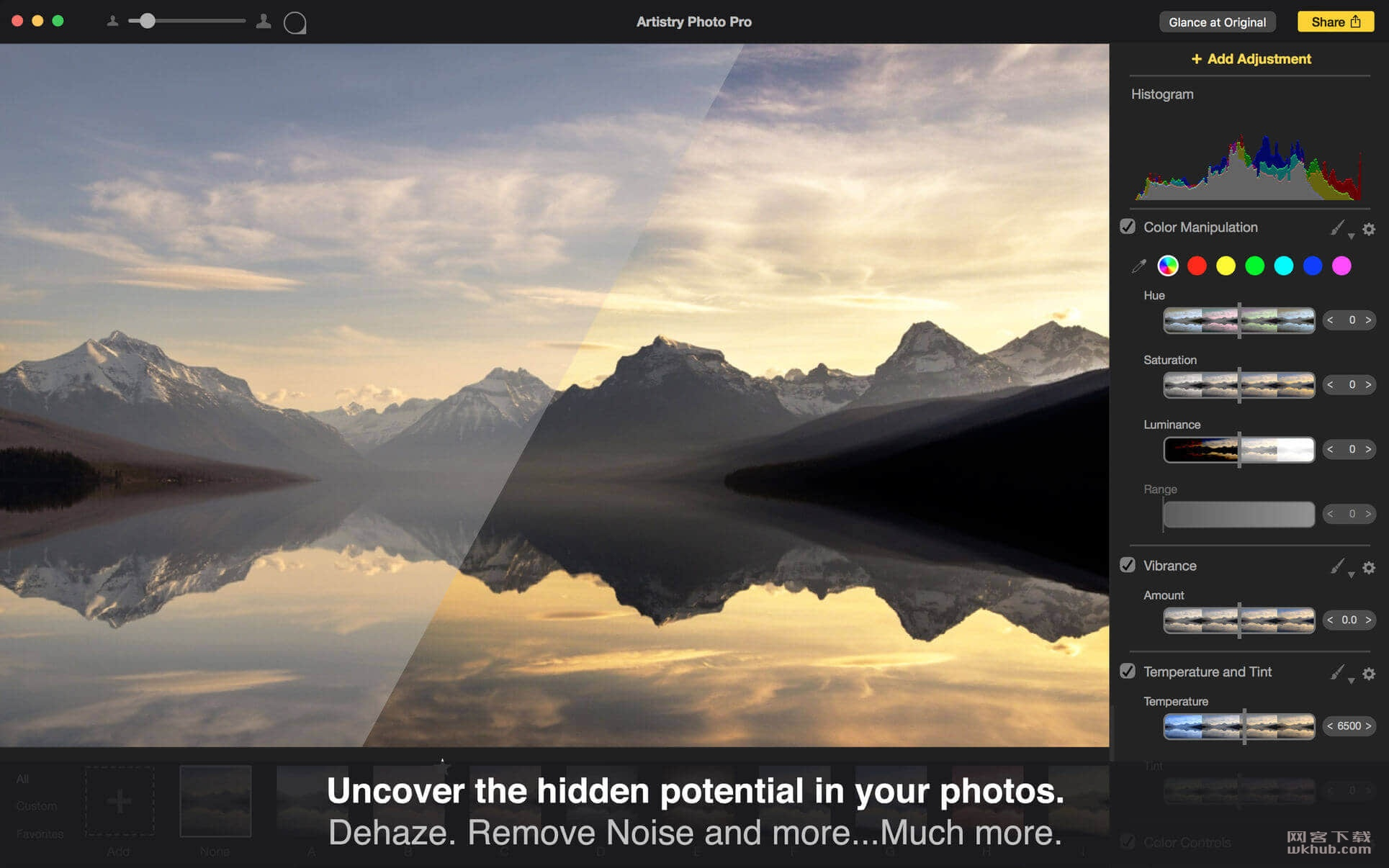 Artistry Photo Pro 3.0 功能强大的照片编辑器