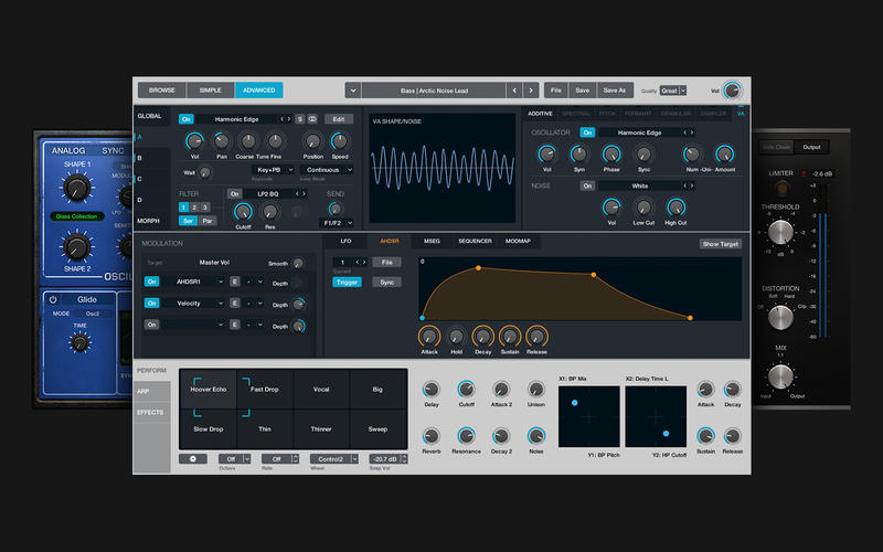 MainStage 3.4.0 强大的现场演奏软件