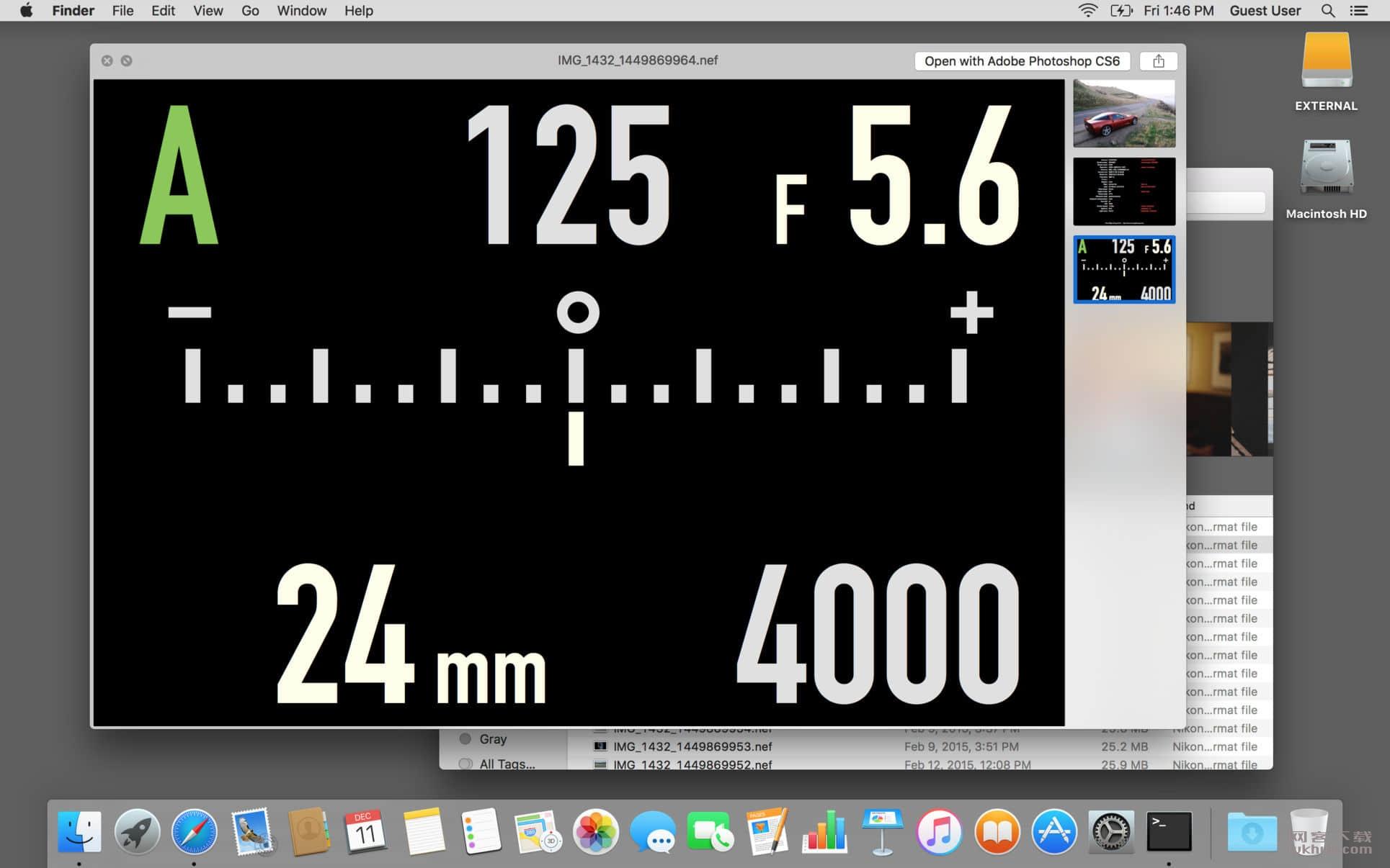 Raw Right Away 4.0.1 RAW图像快速查看工具