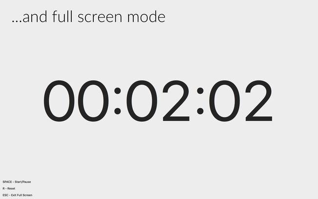 Timey 3.3.0d 菜单栏的计时器和秒表工具