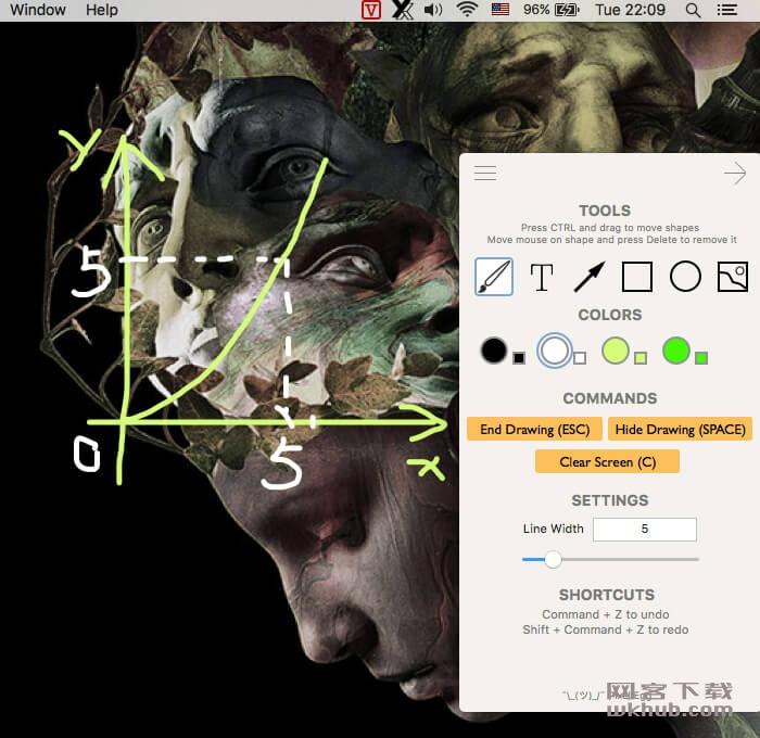 Vill Q 1.2.12 屏幕文本和图像绘制工具