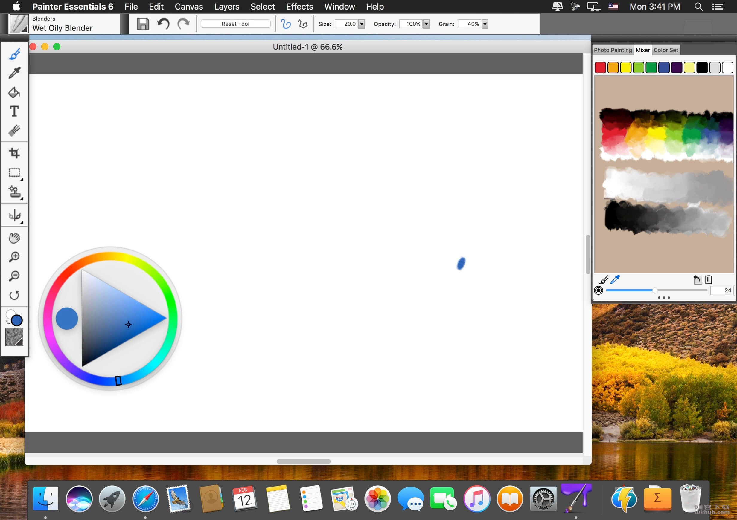 Corel Painter Essentials 6.1.0.238 强大优秀的素描绘图软件