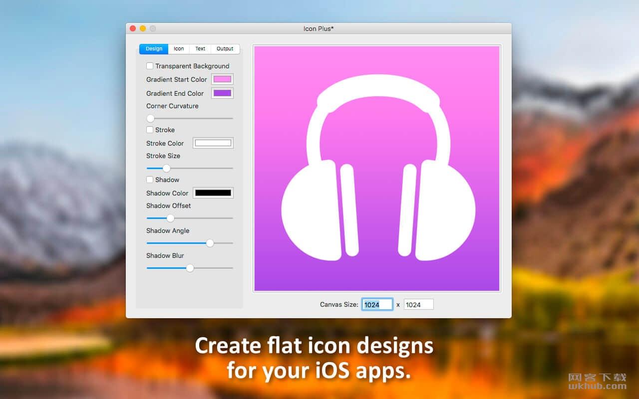 Icon Plus 1.3 优秀的图标转换制作工具