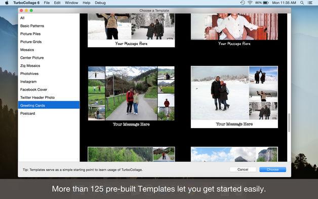 TurboCollage 7.0.10 强大易用的照片拼贴工具