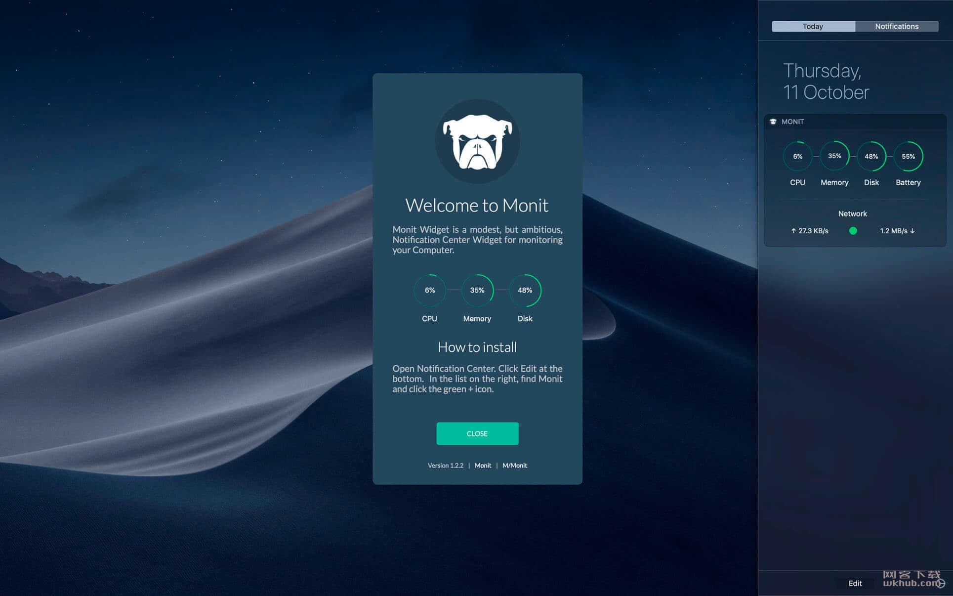 Monit 2.0.1 系统运行状态监测工具