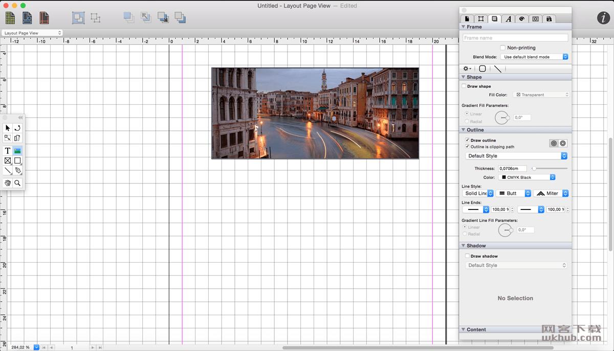 iCalamus 2.18 版面设计工具