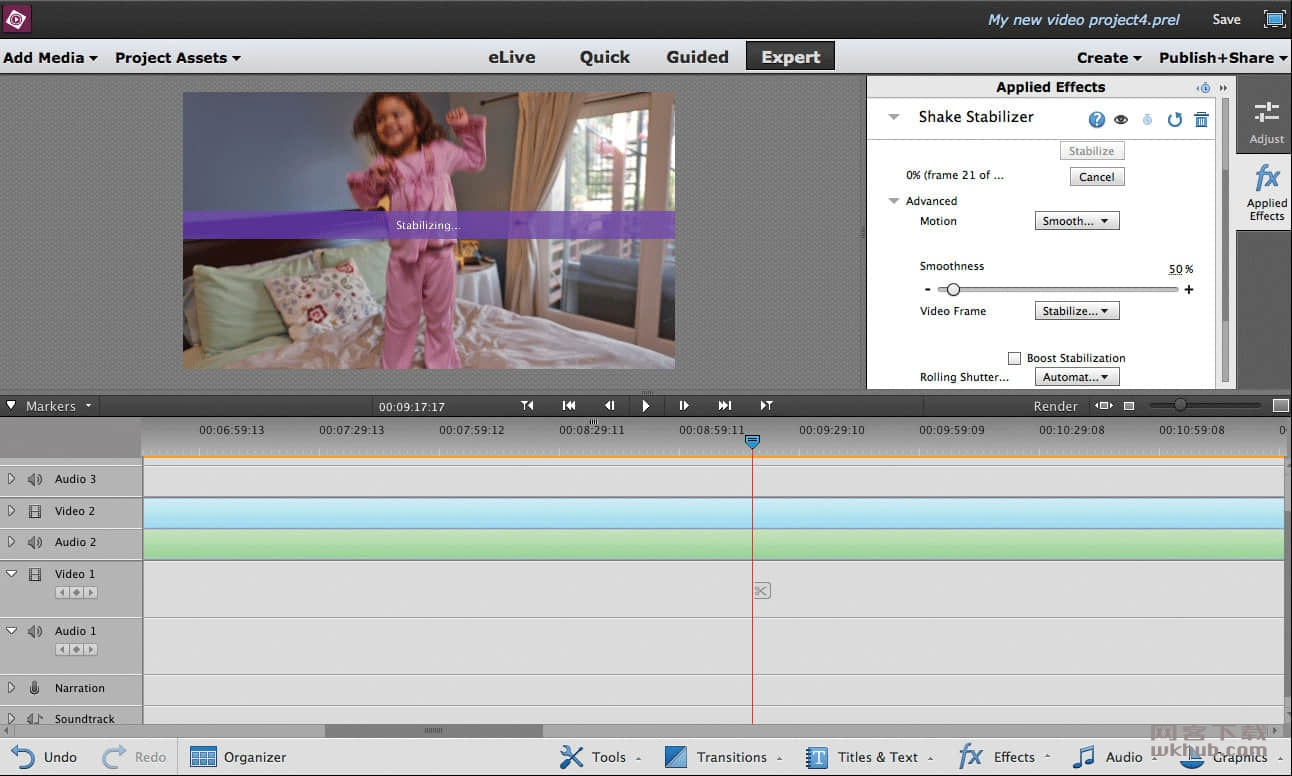 Adobe Premiere Elements 2020.18.0 强大的视频制作工具